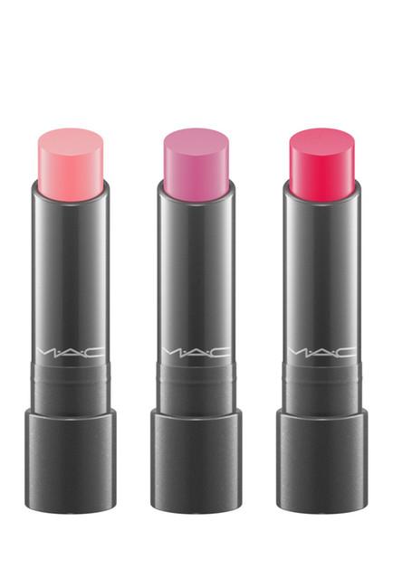 MAC Cosmetics Huggable Lipcolour Trio
