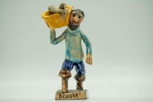 Devon Runnaford Widecombe Fair Figure Brixham