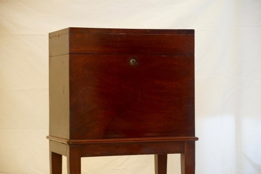 Mahogany Wine Cellaret