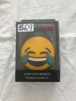 8800mAh Emoji Powerbank