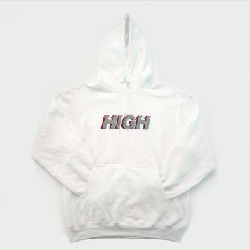 White High Hoodie